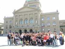 Gostovanje S.F.D.Karadorde, Bern, 06.09.2014