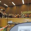 Folklore-Festival, Neuhausen, 22.11.2014